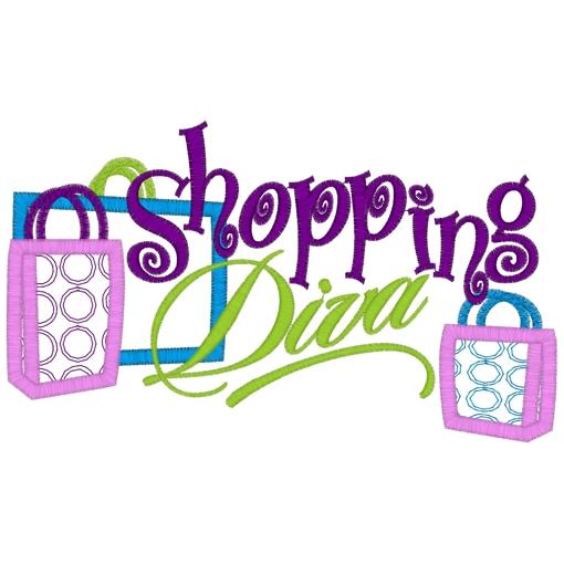 Shopping diva vector by Dazdraperma - Image #423787 - VectorStock